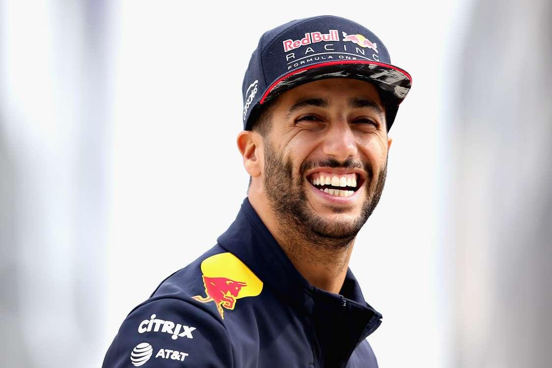 19. دانیل ریکاردو (Daniel Ricciardo)