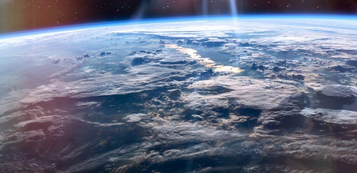بهبود لایه ازن زمین