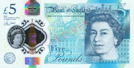 پوند انگلیس (GBP)